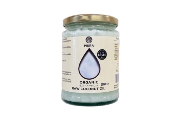 raw coconut oil 500ml